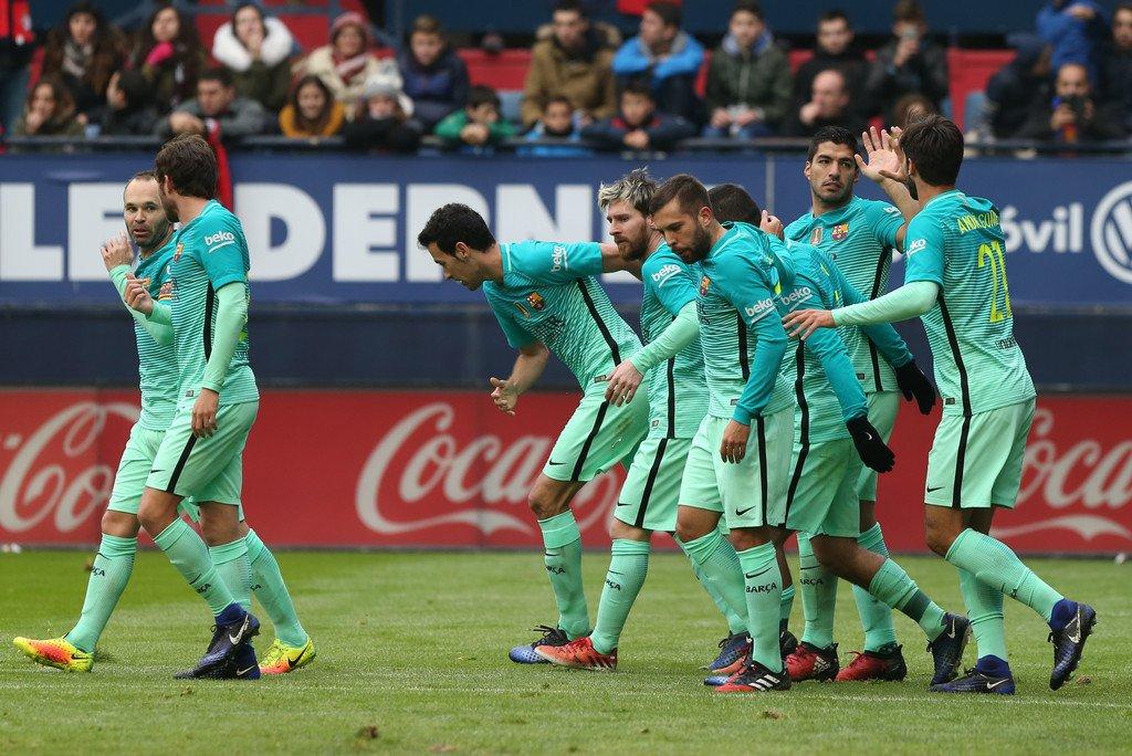 «Осасуна» - «Барселона». Прогноз и ставки на матч чемпионата Испании. 31 августа 2019