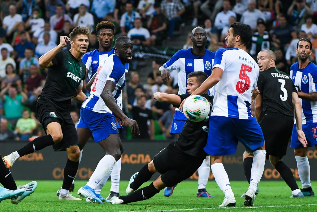 Лига чемпионов (3-й раунд) в Экспрессе дня на 13 августа 2019
