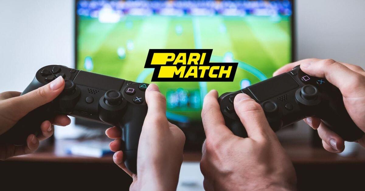 Виртуальный футбол Париматч