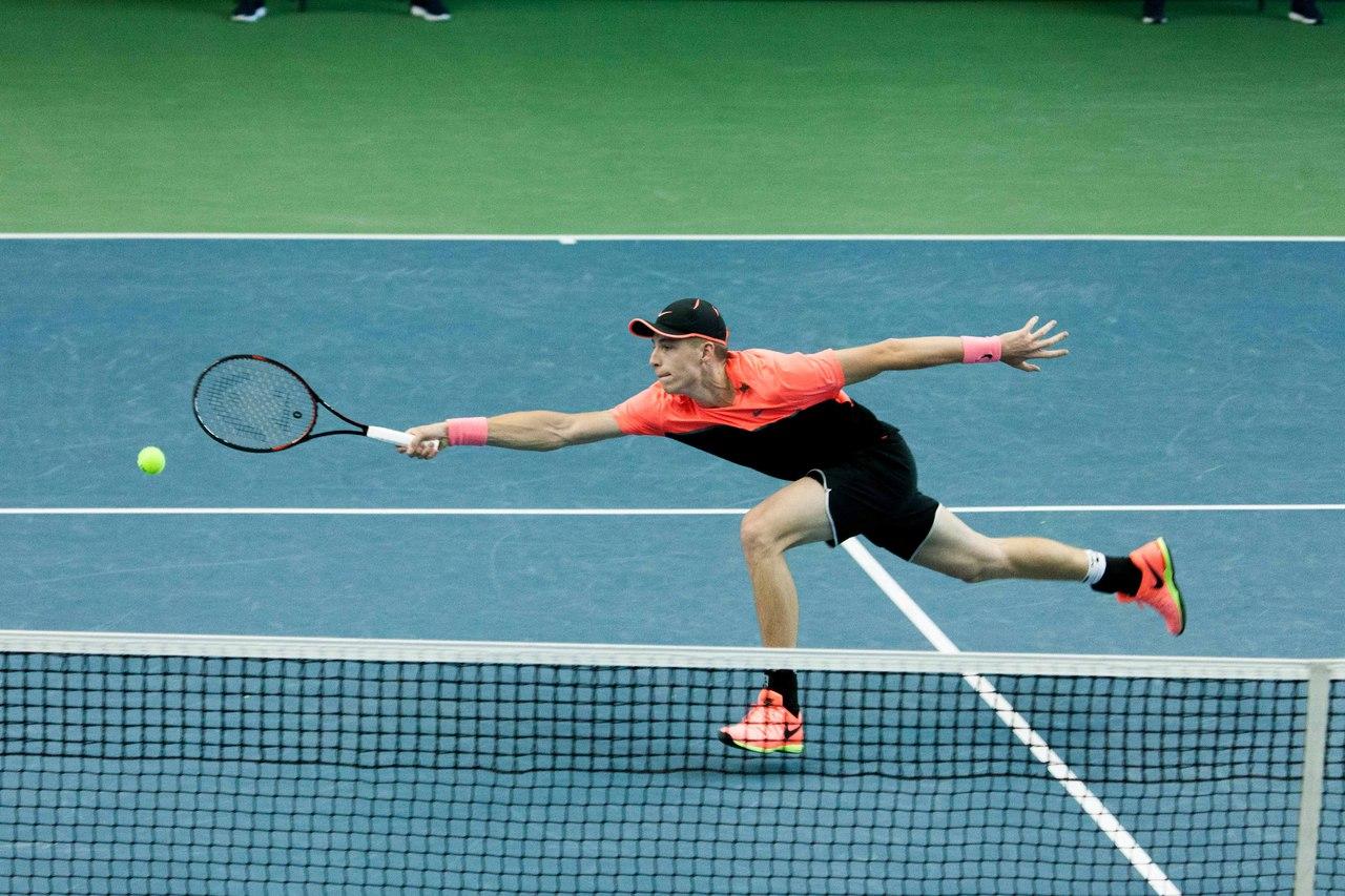 Эйсы в большом теннисе
