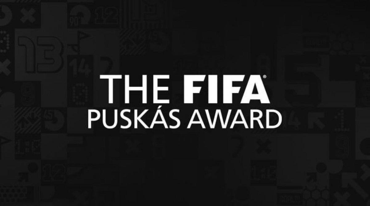Номинанты на премию Пушкаша 2019