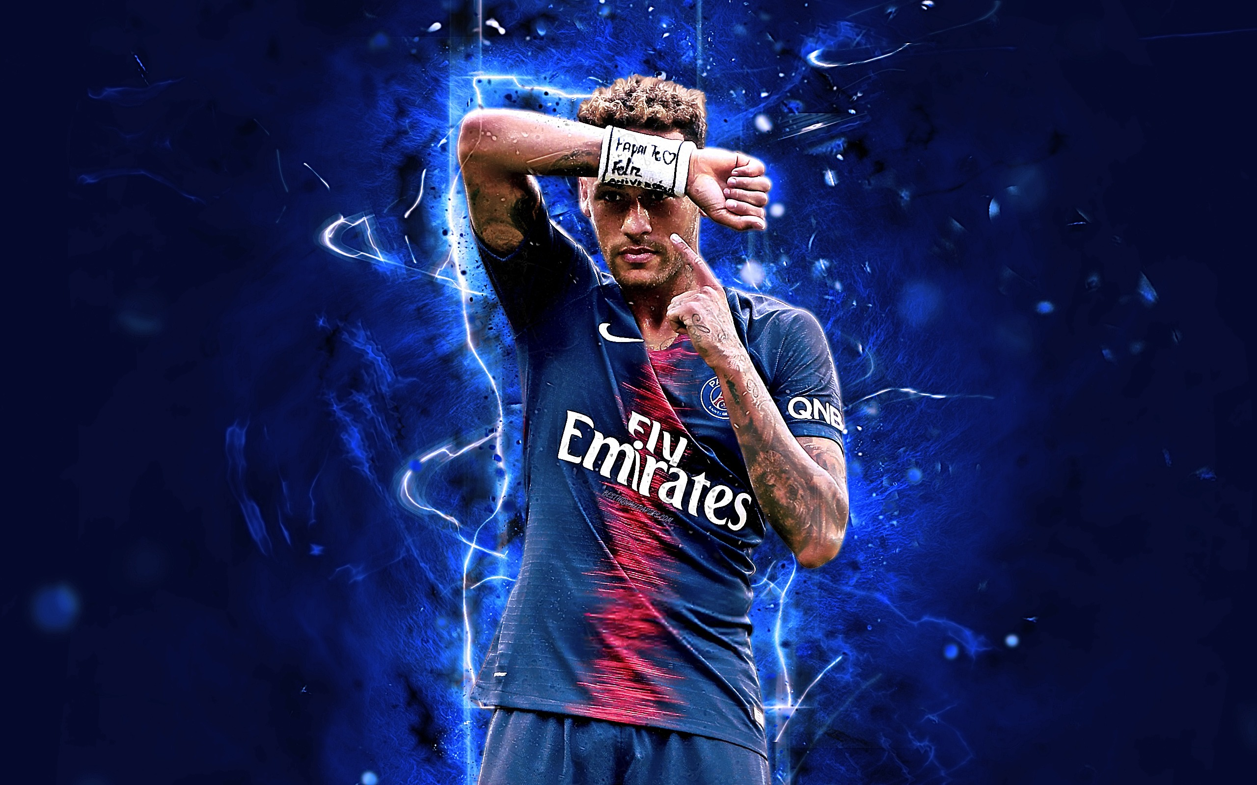 neymar 2018 brazilian footballer psg ligue 1
