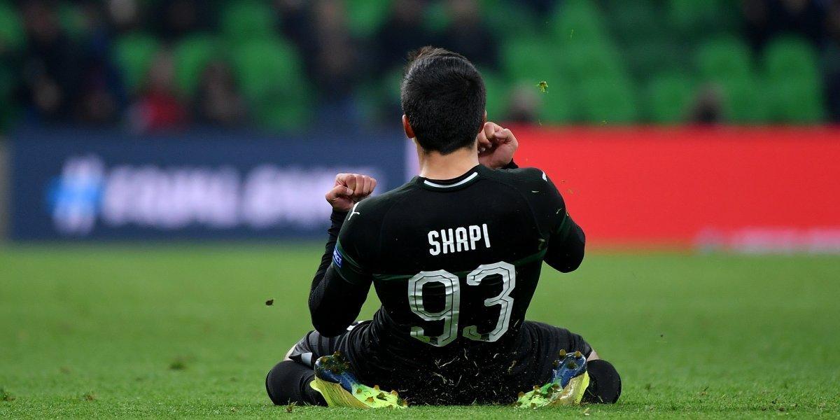 """Магомед-Шапи Сулейманов: """"Я сам от себя жду в каждом матче гол, поэтому на меня не давит этот """"Шапи-тайм"""""""