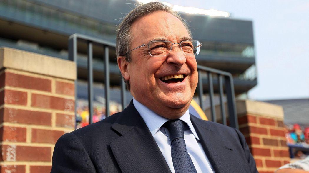 """Перес считает, что Гарет Бэйл будет ключевым игроком """"Реала"""" в этом сезоне"""