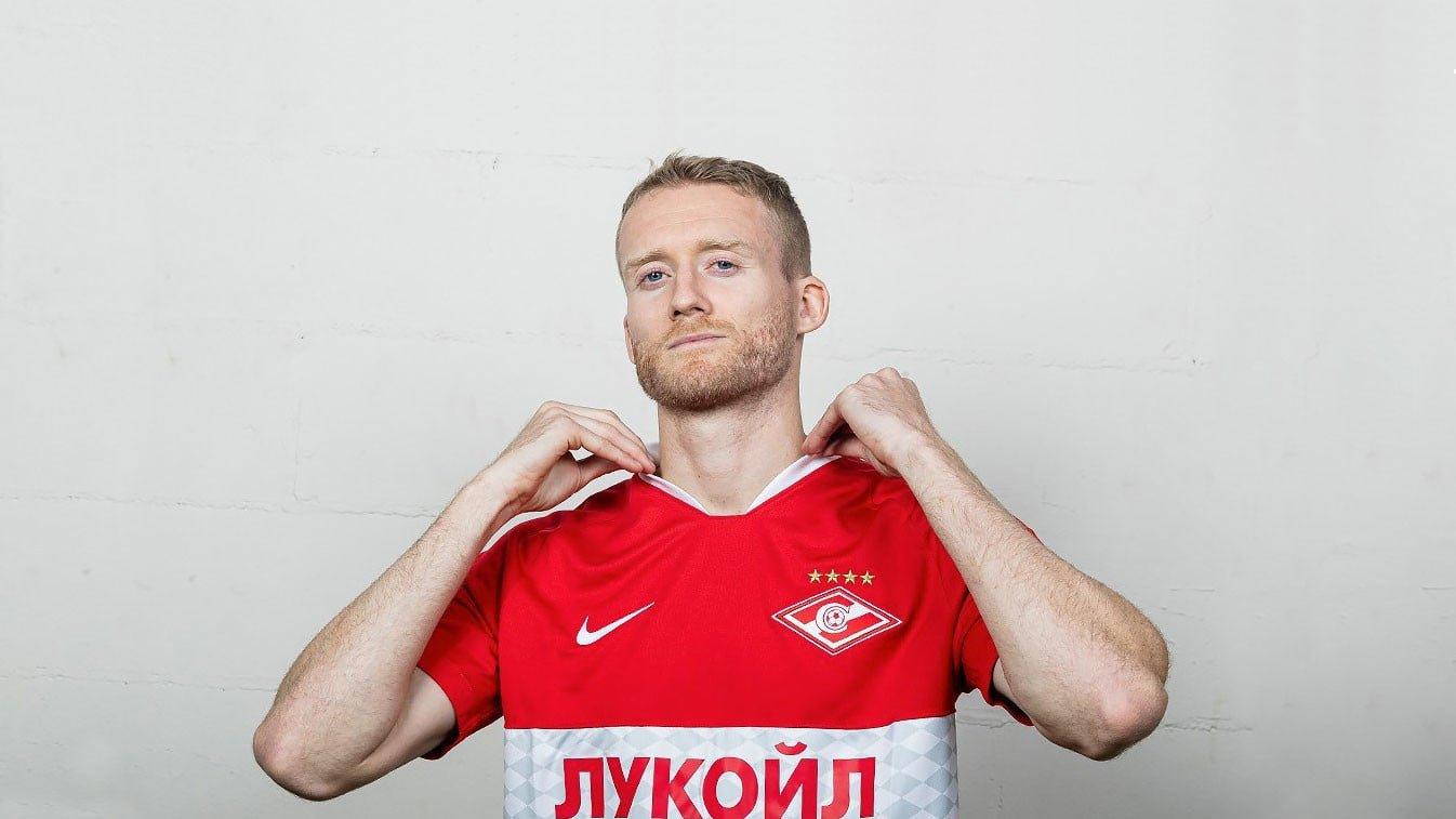 """Шюррле назвал игрока """"Спартака"""", который больше всего его впечатлил"""