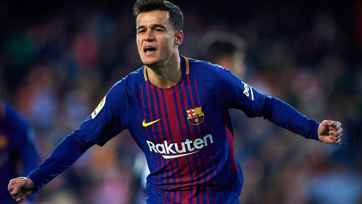 Агент Филипе Коутиньо подтвердил, что бразилец останется в «Барселоне» и входит в планы Рональда Кумана