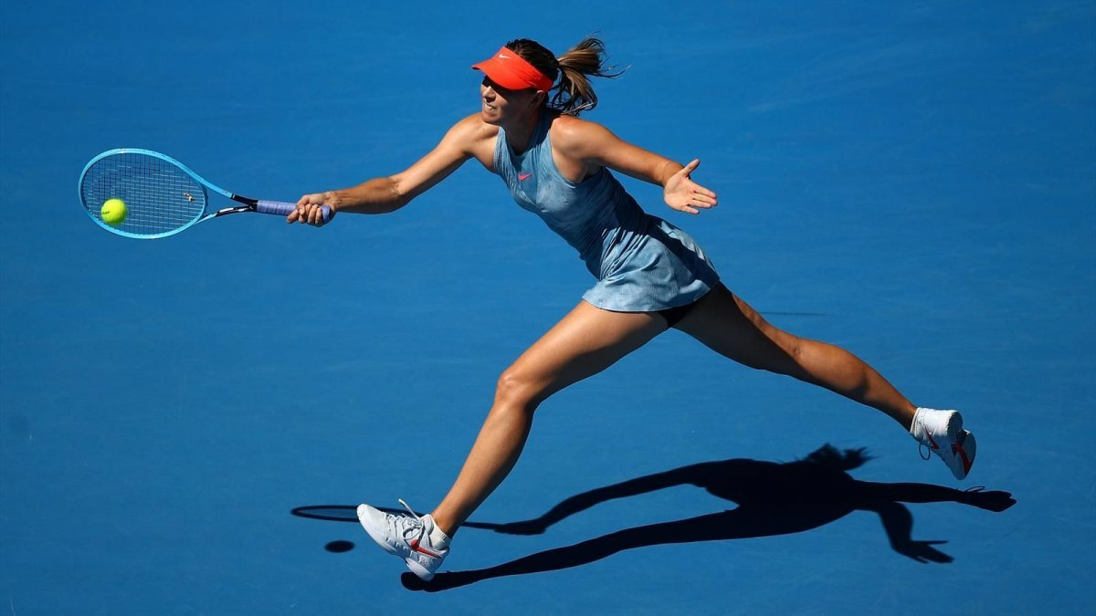 Мария Шарапова: особенности ставок на теннис