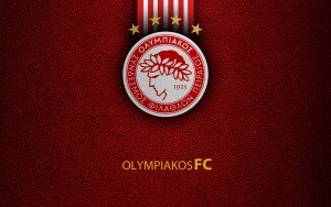 wallpaper sport logo football greek super league olympiakos