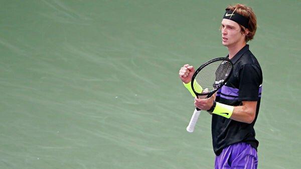 Ричардас Беранкис – Андрей Рублёв. Прогноз и ставки на теннис. 19 сентября 2019 года