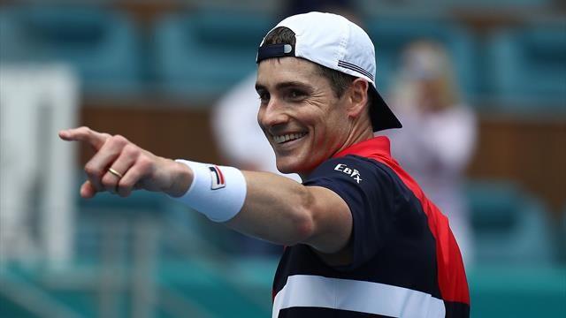 Джон Изнер – Егор Герасимов. Прогноз и ставки на теннис. 26 сентября 2019 года
