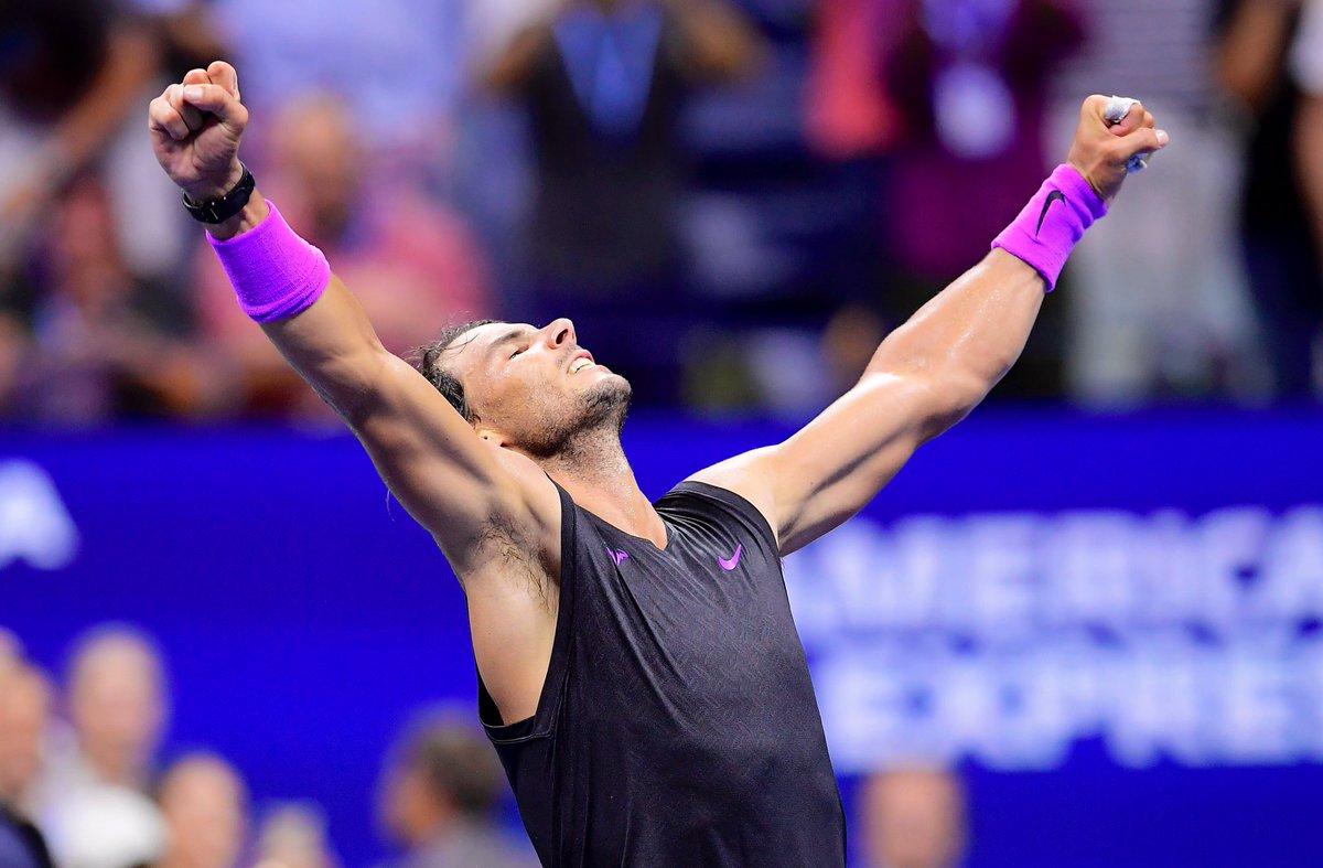 Диего Шварцман – Рафаэль Надаль. Прогноз и ставки на теннис. 4 сентября 2019 года