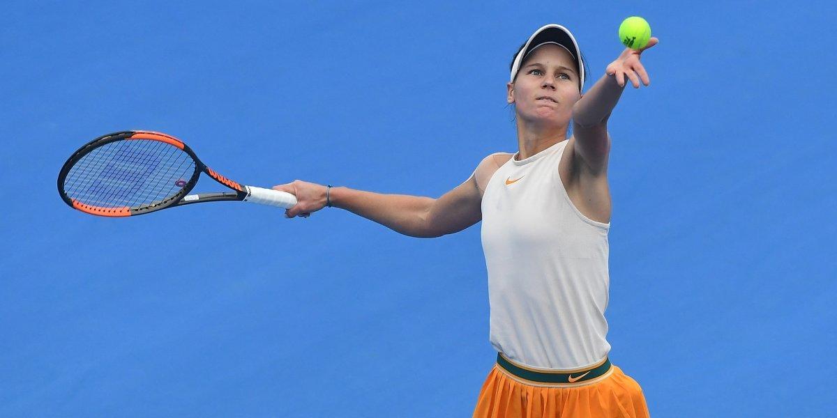 Варвара Лепченко – Вероника Кудерметова. Прогноз и ставки на теннис. 9 сентября 2019 года