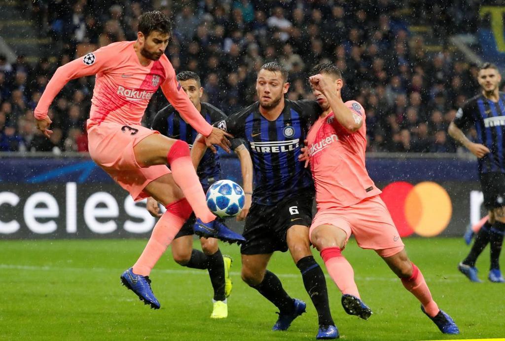 «Барселона» - «Интер». Прогноз и ставки на матч Лиги чемпионов. 2 октября 2019