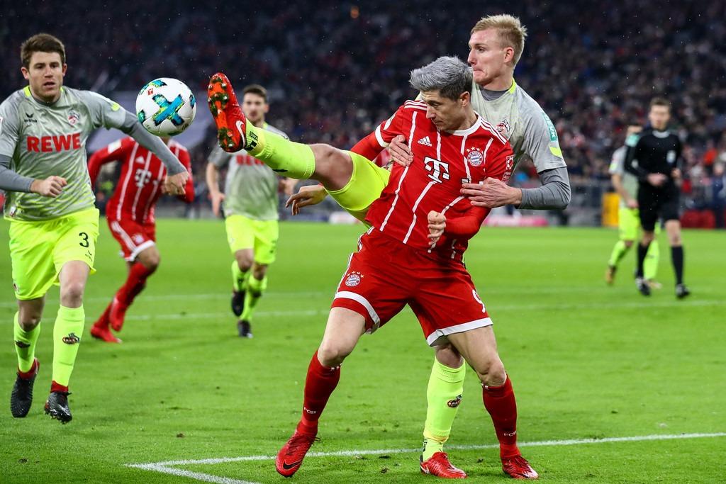 «Бавария» - «Кельн». Прогноз и ставки на матч чемпионата Германии. 21 сентября 2019