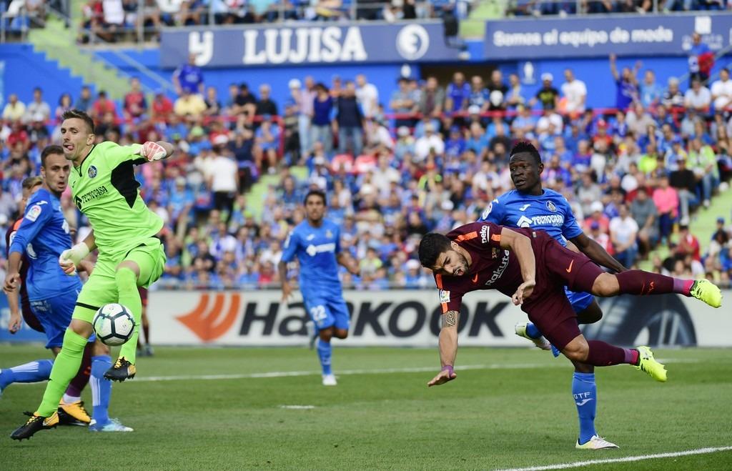 «Хетафе» - «Барселона». Прогноз и ставки на матч чемпионата Испании. 28 сентября 2019