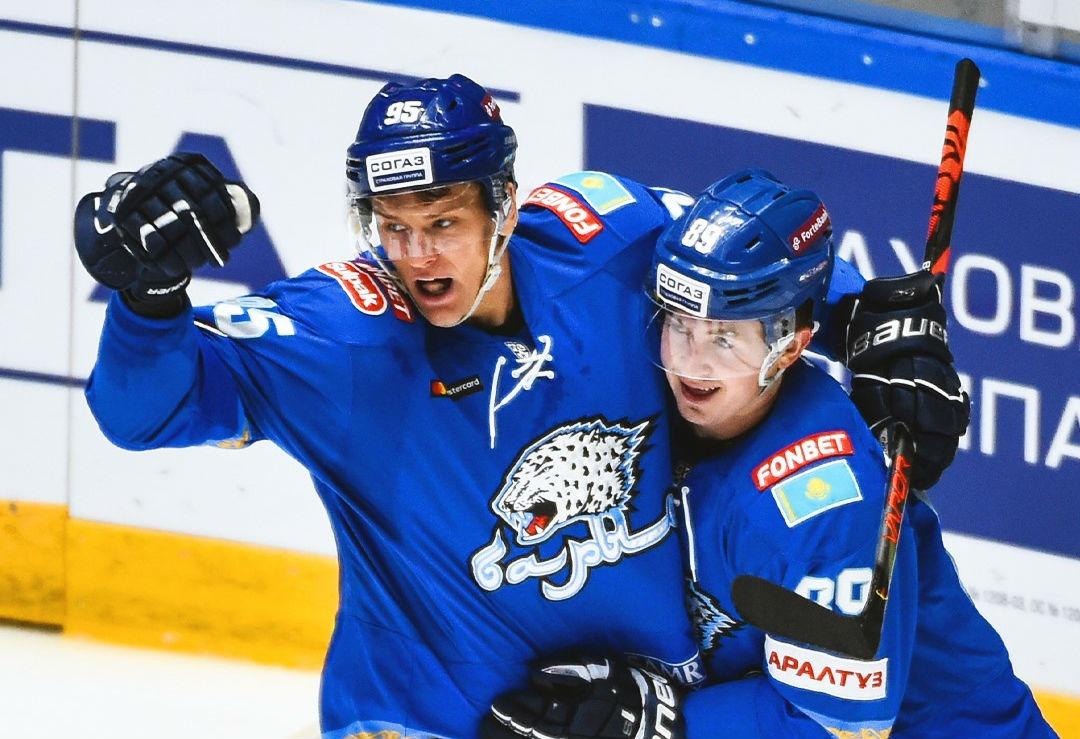 Адмирал – Барыс. Прогноз и ставки на хоккей. 13 сентября 2019 года