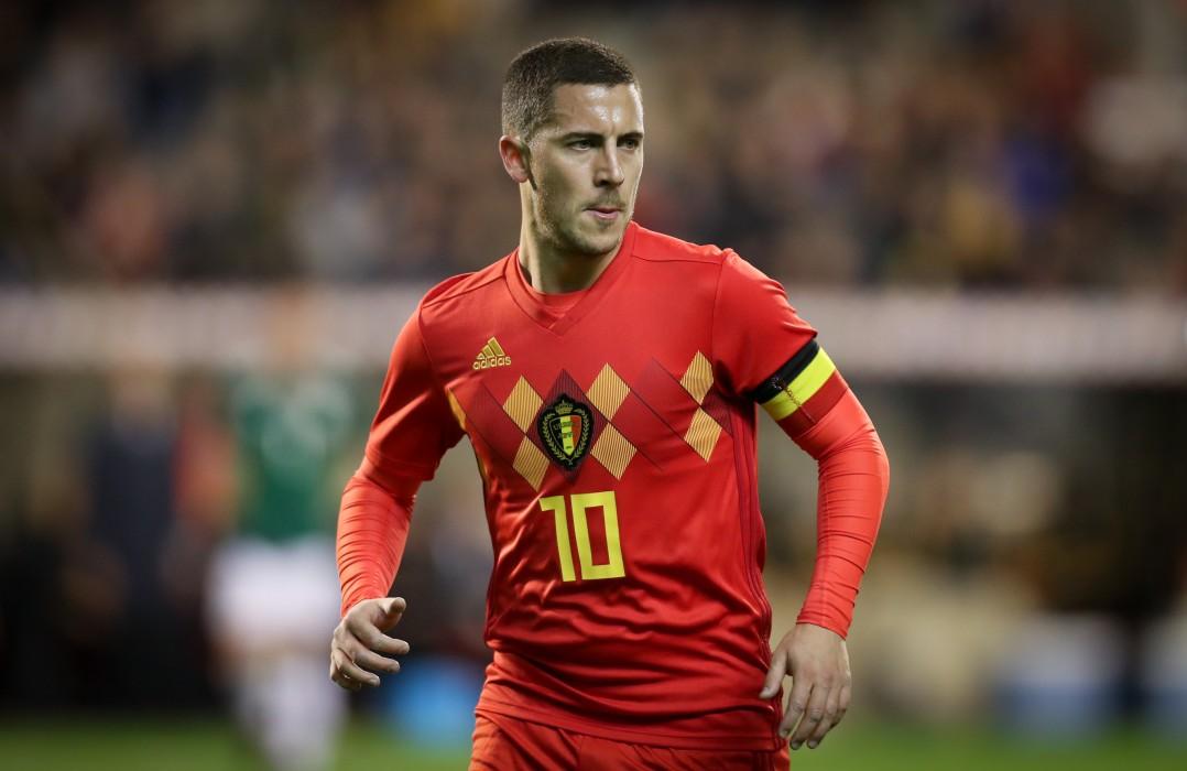 Эден Азар покинул расположение сборной Бельгии из-за травмы