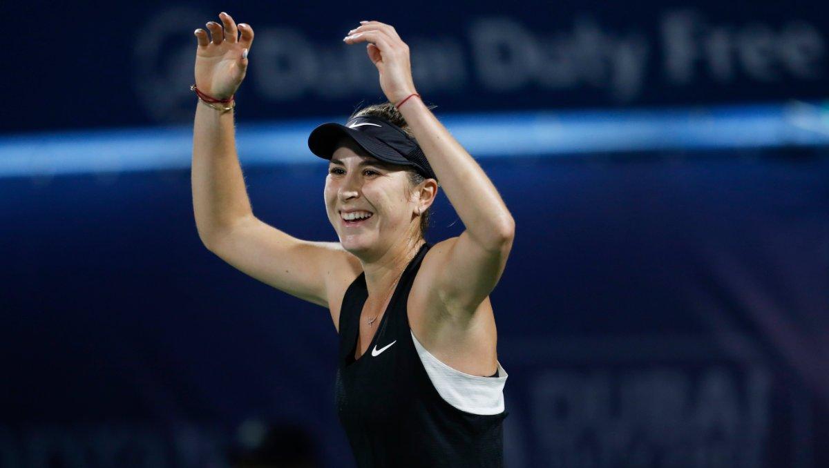 Белинда Бенчич – Донна Векич. Прогноз и ставки на теннис. 4 сентября 2019 года