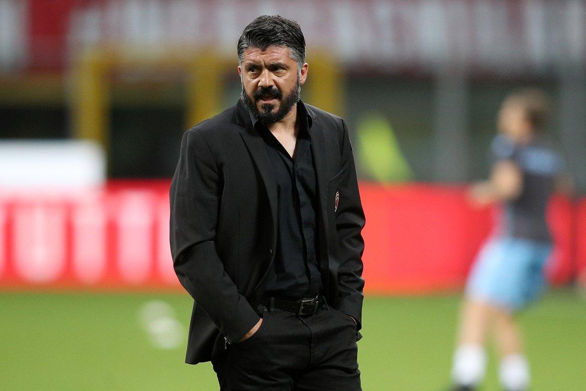 Милан может вернуть Гаттузо после провального старта в Серии А