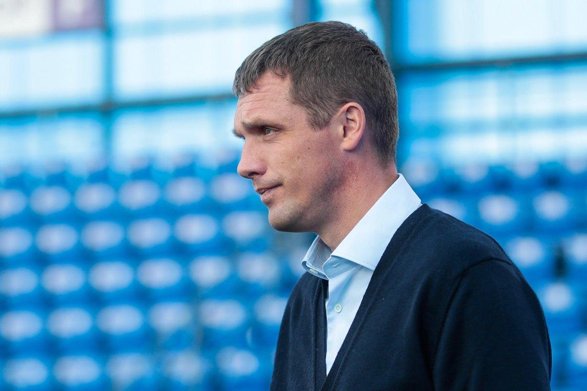 «Краснодар» презентовал нового главного тренера