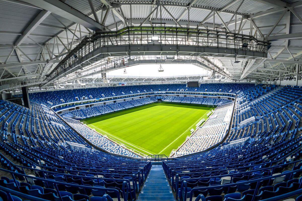 На матч Россия – Казахстан продано около 35 тысяч билетов
