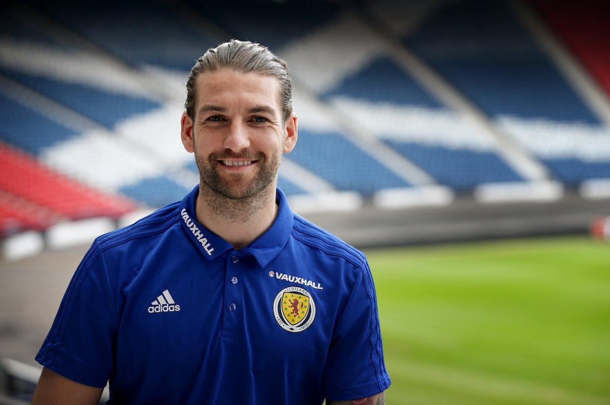 """Защитник Шотландии Малгрю: """"Знаю Дзюбу, готов играть против него персонально"""""""