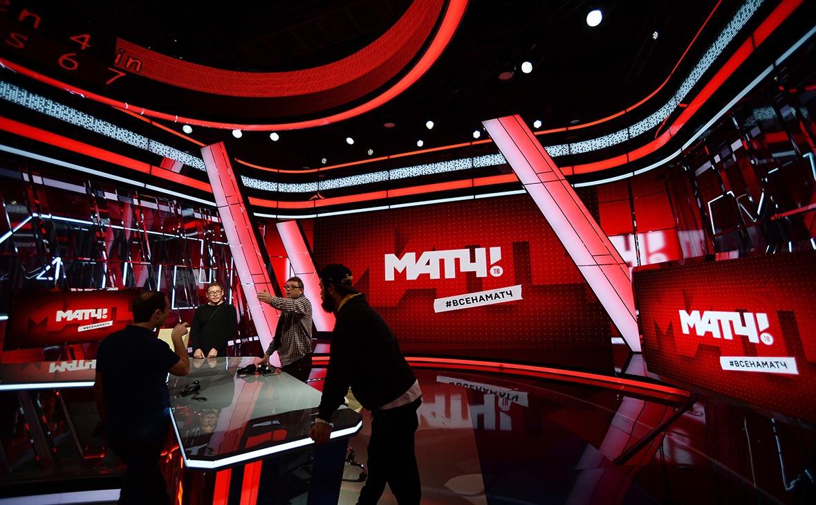 """""""Матч ТВ"""" покажет игру Россия – Казахстан"""
