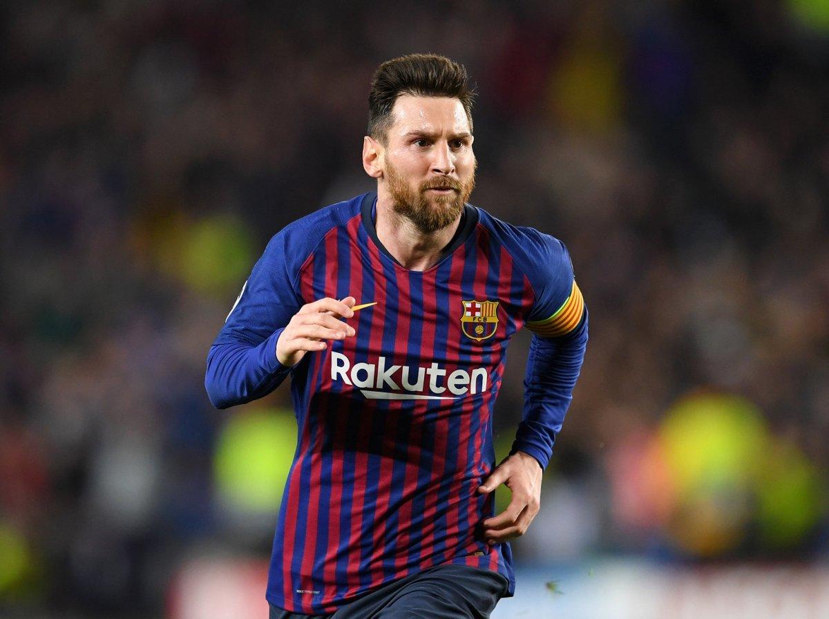 """Лионель Месси: """"Барселона"""" – мой дом. Деньги не имеют значения, главное – победы команды"""""""