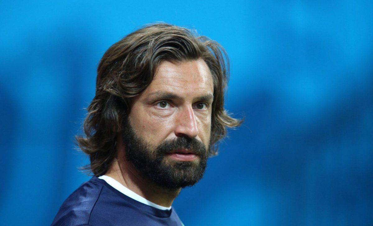 Наставник «Ювентуса» Андреа Пирло получил тренерскую лицензию UEFA Pro