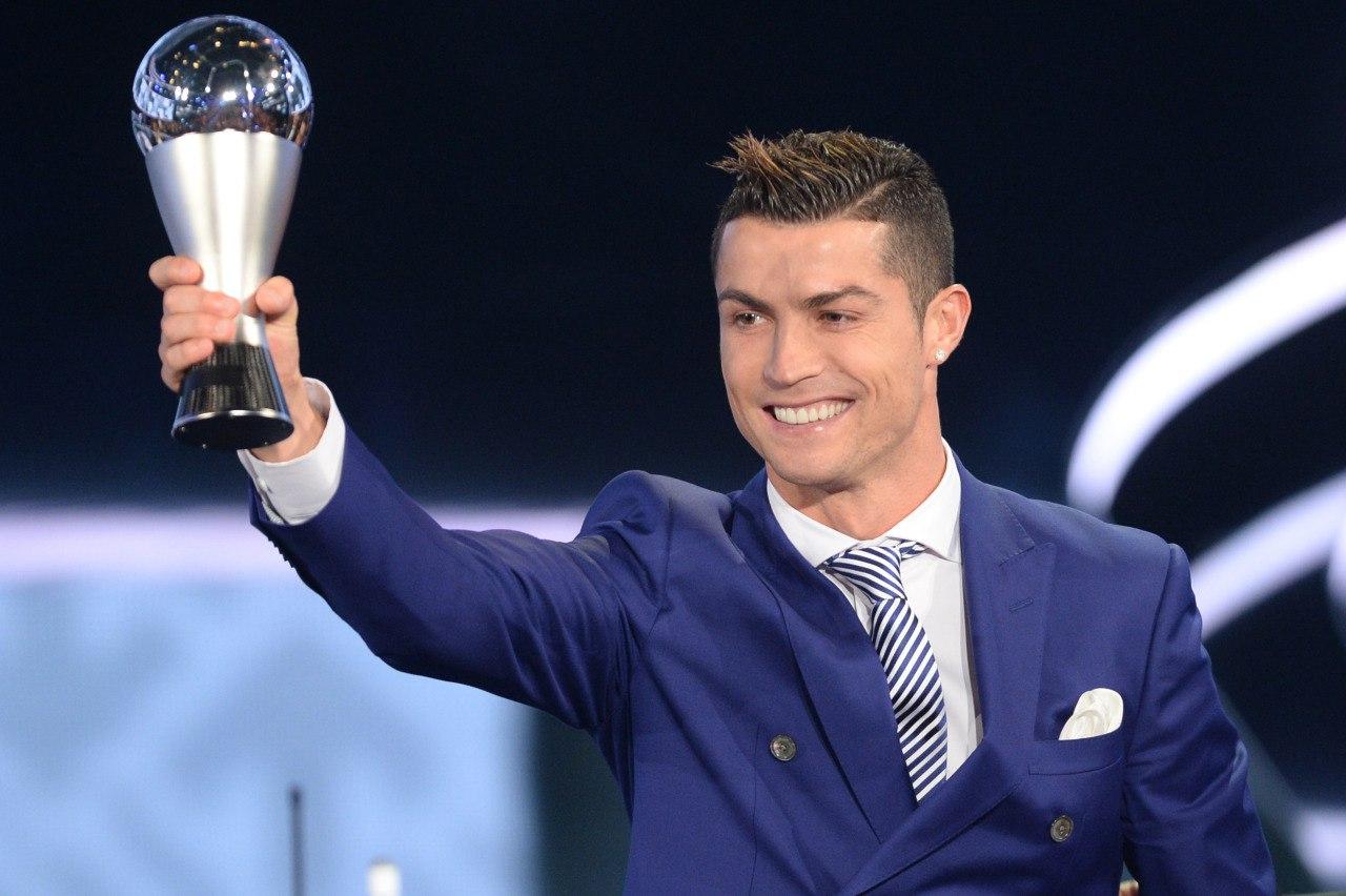 """Роналду после премии The Best: """"После ночи всегда наступает рассвет"""""""