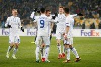Ставки на матчи Динамо Киев
