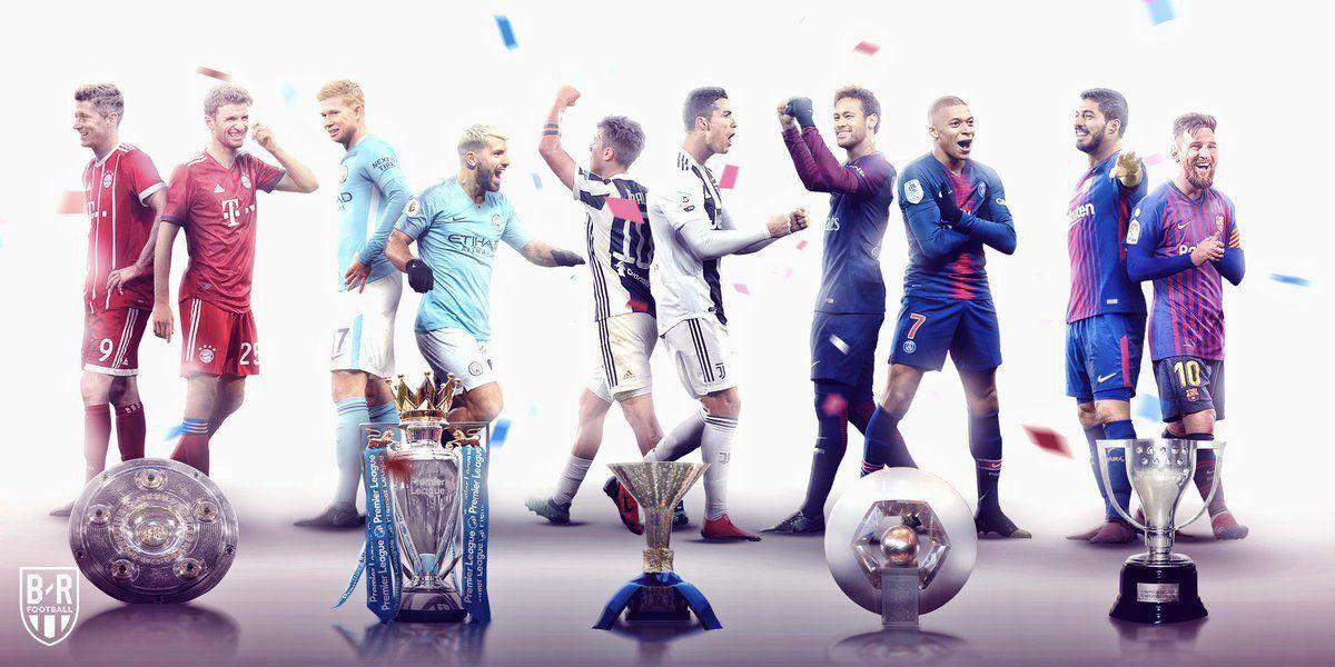 Клубы топ-5 лиг Европы летом потратили 5 млрд фунтов на трансферы. Это рекорд