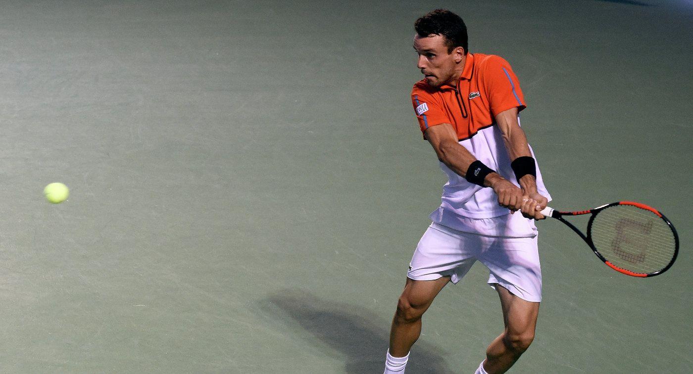 Ришар Гаске – Роберто Баутиста-Агут. Прогноз и ставки на теннис. 24 октября 2019 года