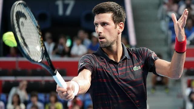 Новак Джокович – Давид Гоффен. Прогноз и ставки на теннис. 5 октября 2019 года