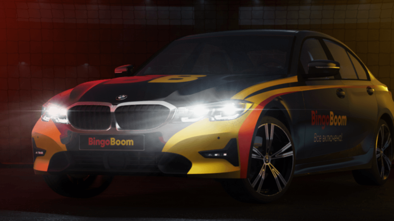 БК Бинго Бум разыграла первый автомобиль в рамках акции «Все включено!»