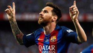 Bukmekery prinimayut stavki na goly Messi v Primere