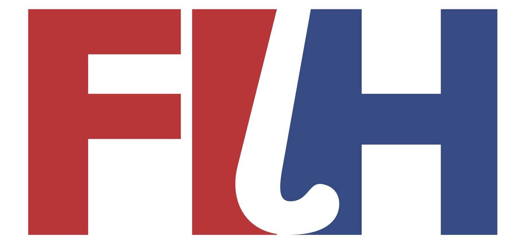 FIH International Hockey Federation Logo