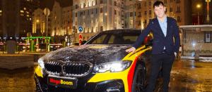 Pobeditel aktsii BK Bingo Bum poluchil avtomobil BMW