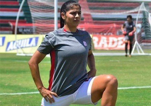 Умопомрачительный штрафной в женском Кубке Либертадорес