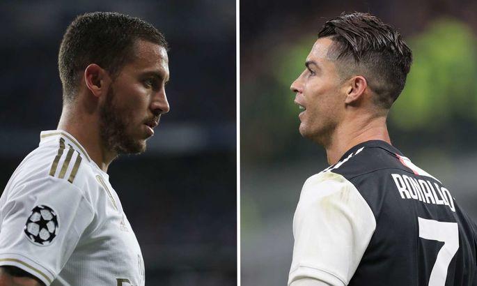 Венгер: «Азар не сможет заменить Роналду в «Реале»