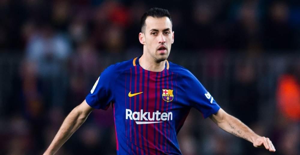 Полузащитник «Барселоны» Бускетс подвёл итоги победы над «Славией»