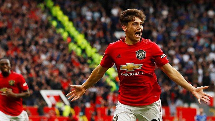 Джеймс: «Я до сих пор не верю, что я игрок Манчестер Юнайтед!»