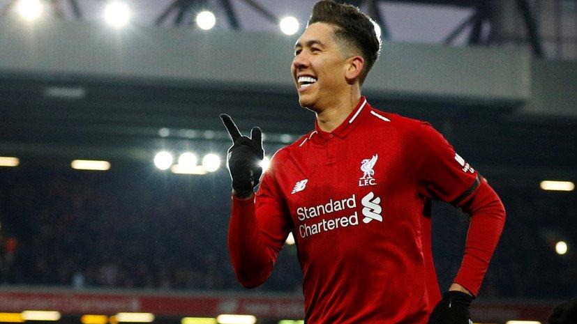 Фирмино настаивает, что «Ливерпуль» улучшился в прошлом сезоне