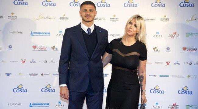 Ванда: «Интер» скучал по Икарди в матче с «Ювентусом»
