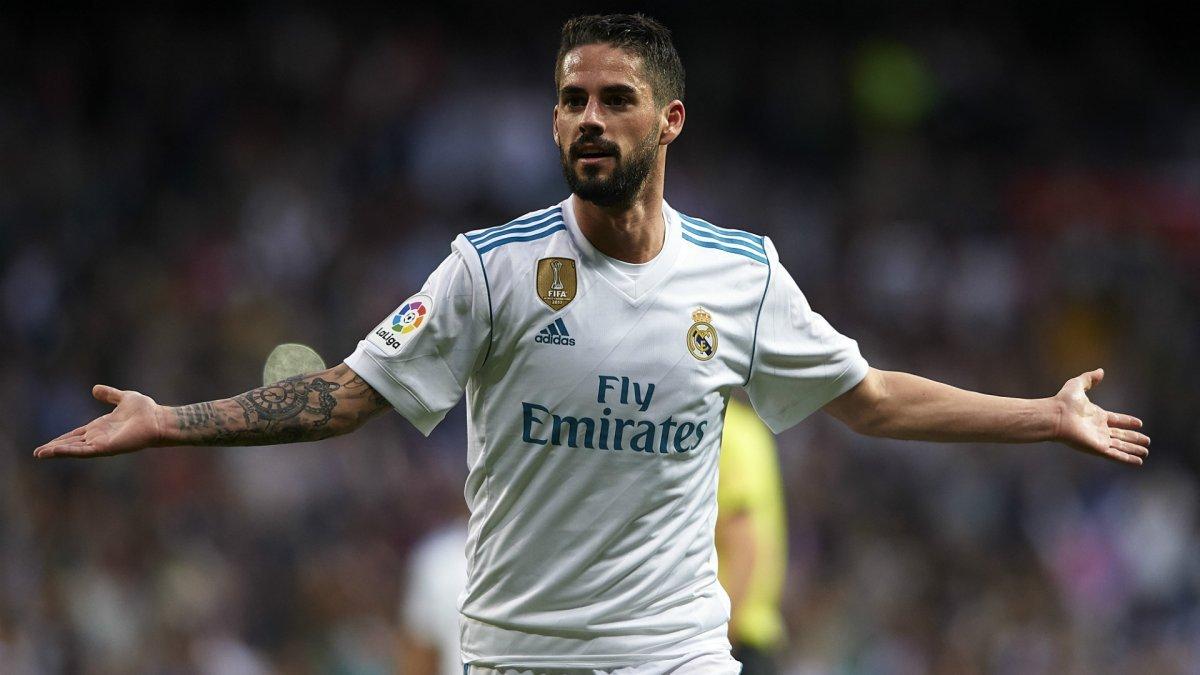 Иско готов покинуть «Реал Мадрид» в январе