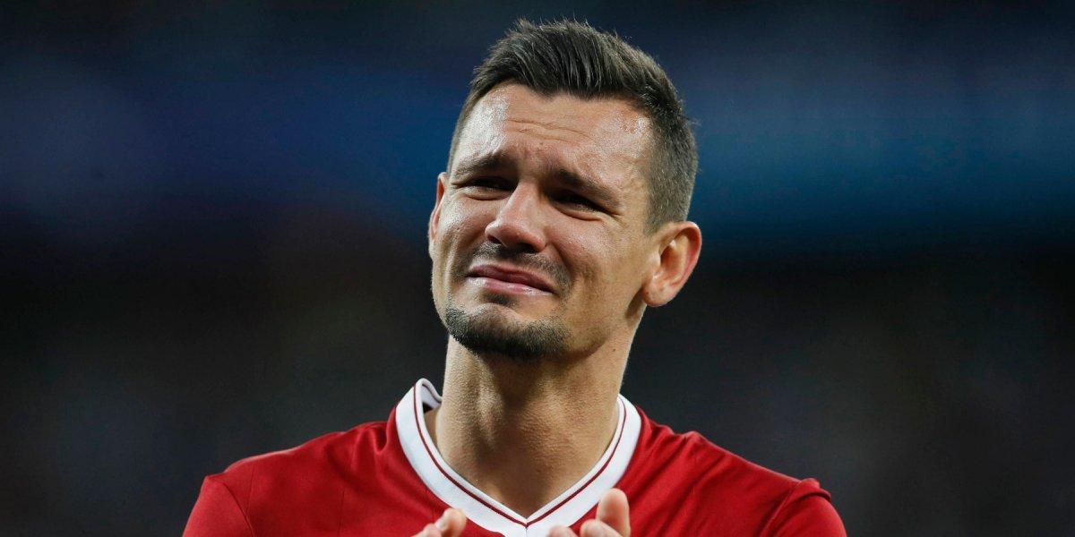 Защитник «Ливерпуля» Ловрен «вполне счастлив», что он остался