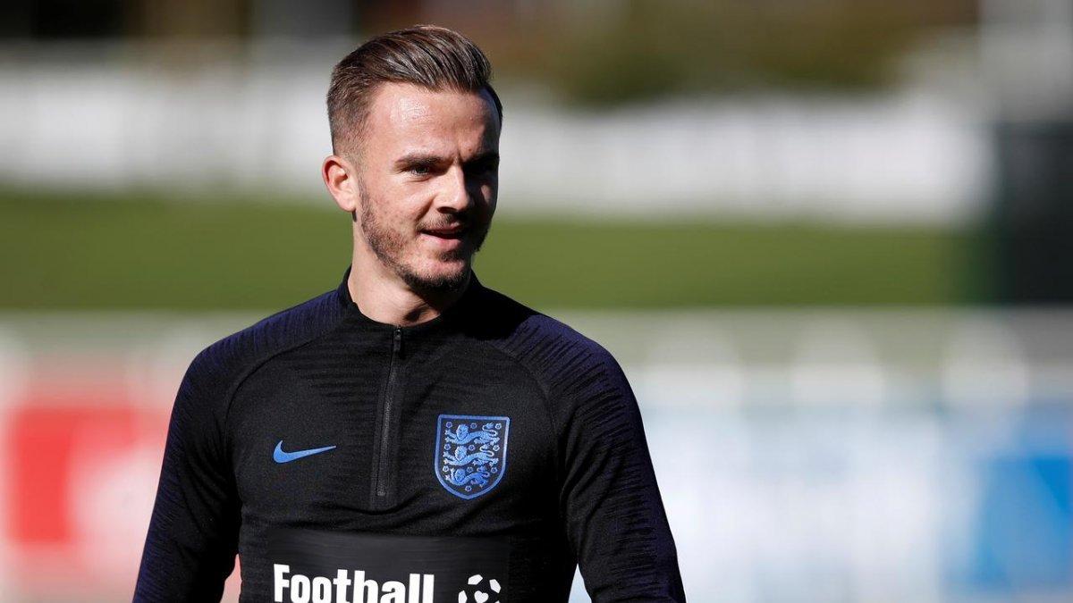 Мэддисон покинул расположение сборной Англии из-за болезни