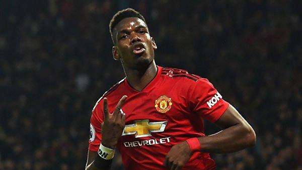 Полузащитник «Манчестер Юнайтед» Погба намекает, что скоро вернется