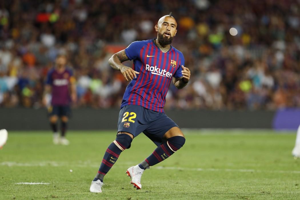 Артуро Видаль расстроен своей ситуацией в «Барселоне»