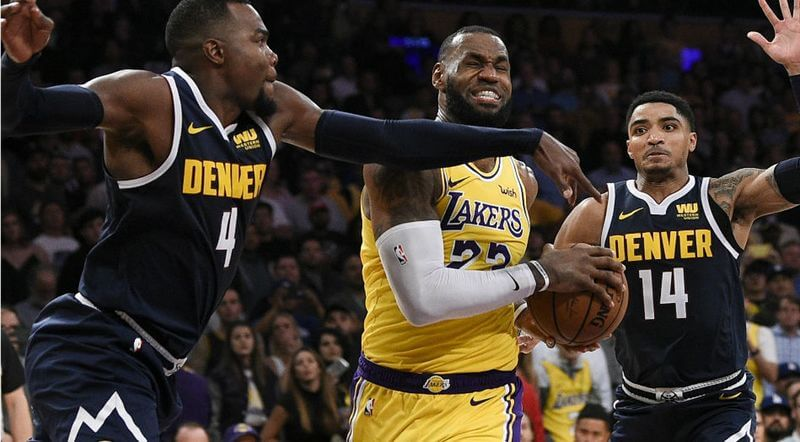 Денвер Наггетс – Лос-Анджелес Лейкерс. Прогноз и ставки на баскетбол. 4 декабря 2019 года